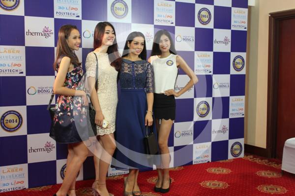 Chương trình có sự góp mặt của các khách mời nổi tiếng