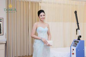 Chuỗi cơ sở thẩm mỹ viện Đông Á – Điểm đến tin cậy của Sao Việt